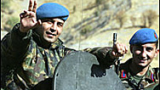 Турската армия провежда операция на границата с Ирак