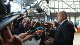 Борисов в Брюксел: ЕС винаги е бил диалогичен