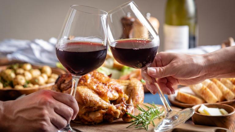 Виното е сред любимите ни алкохолни напитки и е задължителна