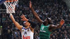 Панатинайкос свали Реал от върха в Евролигата