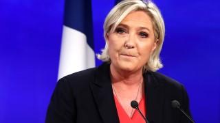 Марин льо Пен омекна към ЕС и еврото