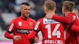 ЦСКА в битка с Партизан за австрийски нападател