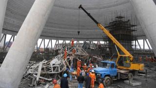 Най-малко 67 души загинаха на строителен обект в Китай