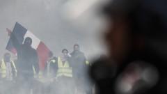 Над 700 задържани при размириците във Франция