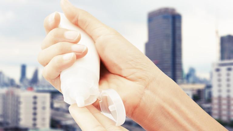 Кремовете за защита на кожата срещу мръсния градски въздух са