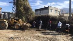"""МОСВ отчита разчистване на отпадъци от общински имот до моста на АМ """"Струма"""""""