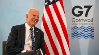 Имиджът на САЩ в чужбина се подобрил с избирането на Байдън