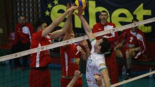 Волейболният ЦСКА приключи участието си в Европа