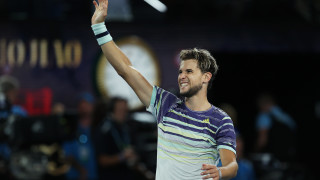 Доминик Тийм сломи Александър Зверев и ще играе финал на Australian Open 2020