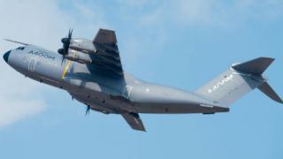 Военен самолет се разби в Испания, екипажът загина