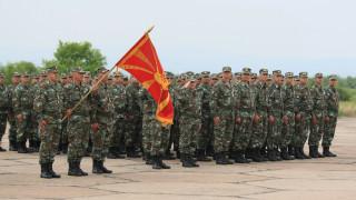 Армията на Македония се включва във военния парад на 6 май в София