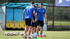 Дени Алар пред дебют за Левски