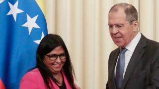 Руските специалисти във Венецуела са по взаимно съгласие
