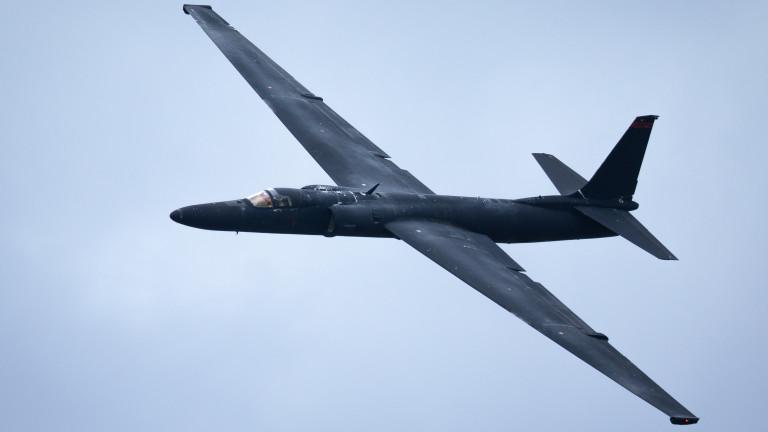 САЩ разполагат легендарния U-2 Dragon Lady в Англия