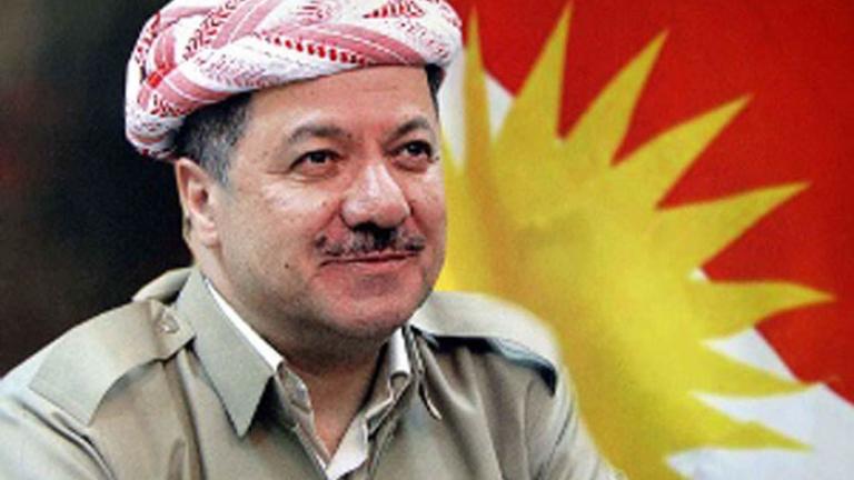 Барзани призовава кюрдите да избягват гражданската война