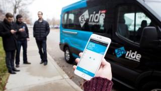 Ford и основният конкурент на Uber разработват самоуправляващи се коли