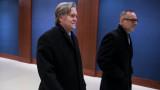 Стив Банън се договори да бъде разпитан от прокурора Мълър