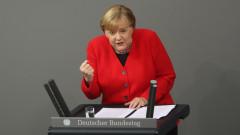 Меркел иска от ЕС сътрудничество с Китай за 5G и НАТО да пази Европа
