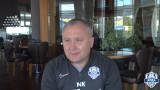Николай Киров: Получихме урок, който трябва да научим