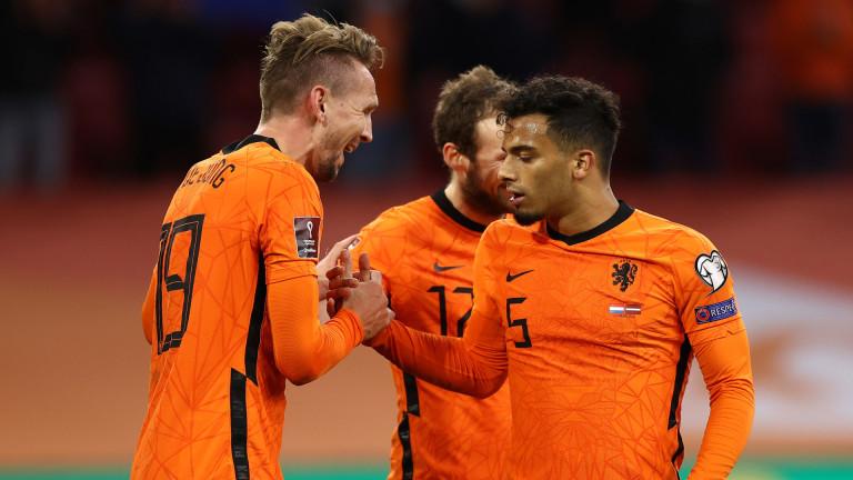 Ясен е окончателният състав на Нидерландия за Евро 2020