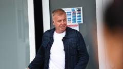 Наско Сираков обясни за срещата си с ултрасите