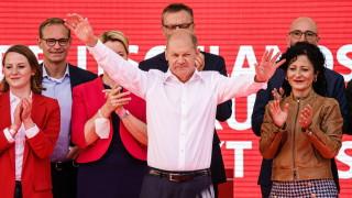 Социалдемократите в Германия увеличават преднината си пред ХДС/ХСС