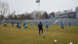 Дунав тренира без двама преди контролата с Черно море