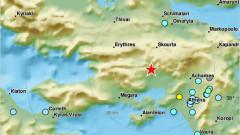 4,2 по Рихтер разтърси Гърция