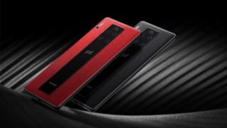 Porsche Design Huawei Mate 30 RS - бутиков телефон за ценители с възможности