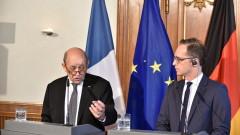 Франция, Великобритания и Германия категорично остават в ядрената сделка с Иран