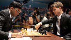Започва надпреварата за световната шахматна корона