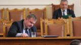 Каракачанов спешно променя Закона за енергетиката