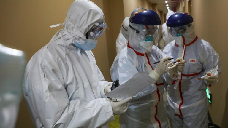 Починалите от коронавируса вече са 1016, заразените 42 638