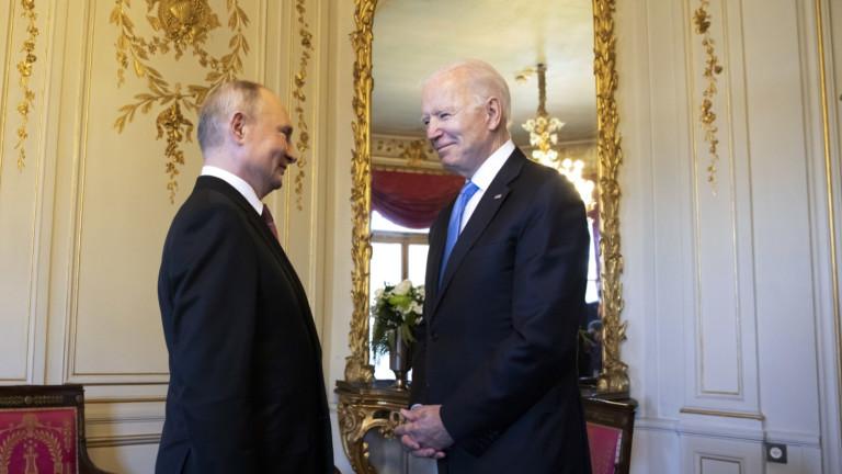 САЩ и Русия ще водят диалог за намаляване на риска от ядрена война