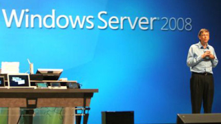 Microsoft представи Windows Server 2008