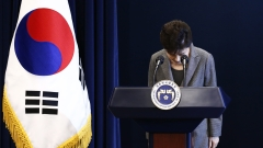 Президентът на Южна Корея хвърля оставка при безопасно предаване на властта