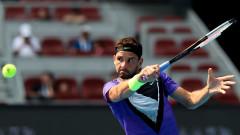 Григор Димитров победи Дамир Джумхур и е на 1/8-финал във Виена