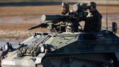 Германия иска да харчи повече за отбрана. Бюджетът й за 2019-а стига 43 милиарда евро