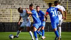 Левски победи Спортист (Своге) в дебюта на Станимир Стоилов