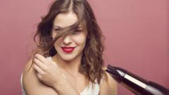 Грешки, които правим, когато подсушаваме косата си
