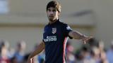 Испанският бранител, играл за последно преди 10 месеца, пристигна за подпис с Левски