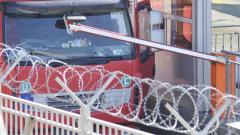 Интензивен е трафикът на българо-турската граница