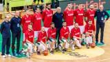 Националният отбор по баскетбол се завърна сред първите 50 в света