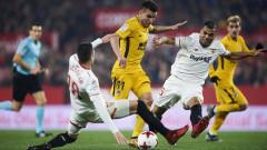 Севиля - Атлетико (Мадрид), 3:1!