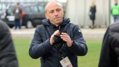 Илиан Илиев: Страхът от евентуалната загуба ни спря днес