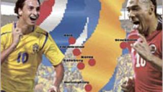 Швеция и Норвегия искат Евро 2016