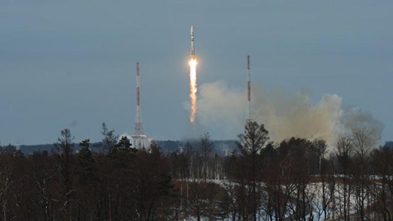"""Роскосмос загуби връзка с изстреляния сателит """"Метеор-М"""""""