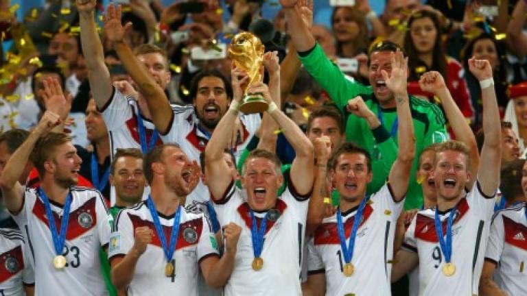 Двадесетото Световно първенство по футбол се провежда в Бразилия от