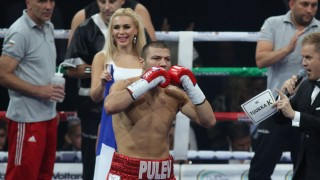 Тервел Пулев ще се бие с Дешон Уебстър на 14 декември в Пловдив