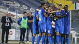 Левски победи Берое с 1:0 в мач от Първа лига